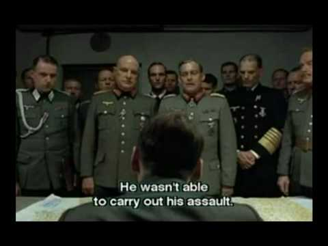 Downfall – Original Trailer & Bunker Scene