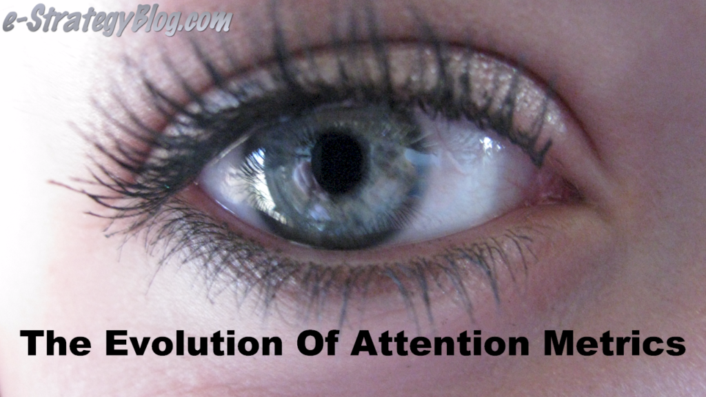 Evolution Of Attention Metrics