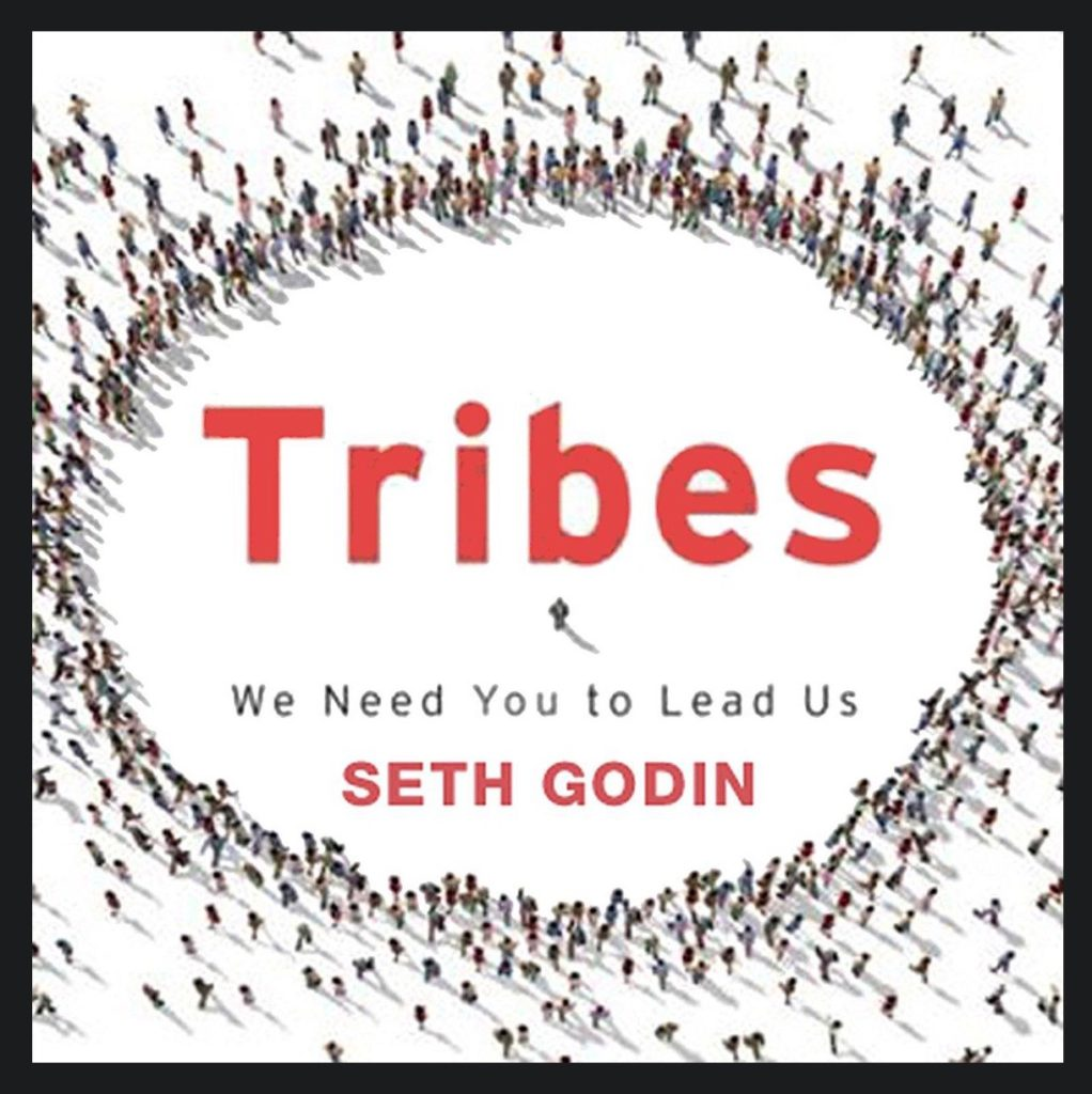 Book Cover: Tribes by Seth Godin