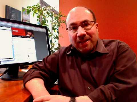 Craigslist's Craig Newmark Connects