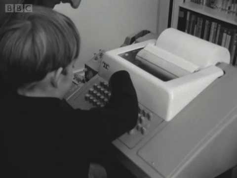 The Future Home Computer, Circa 1967