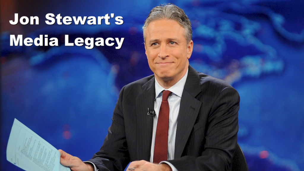 Jon Stewart's Media Legacy