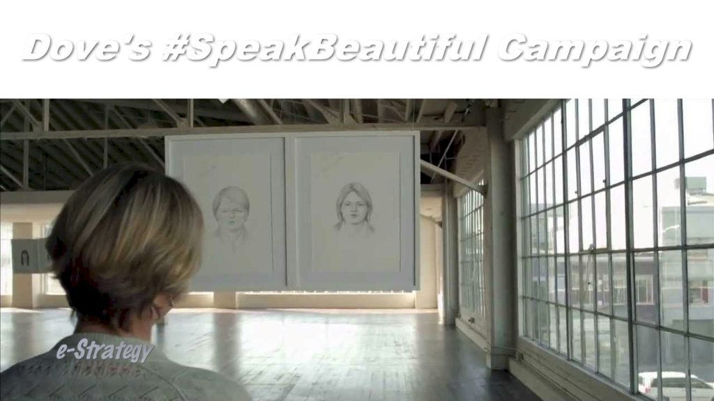 Dove's Speak Beautiful Campaign