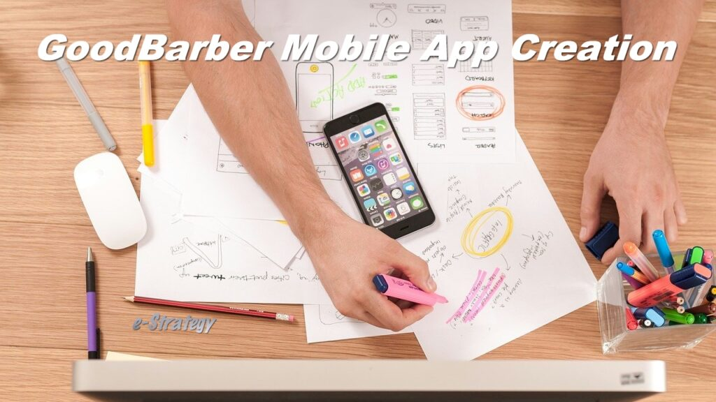 GoodBarber Mobile App Creation