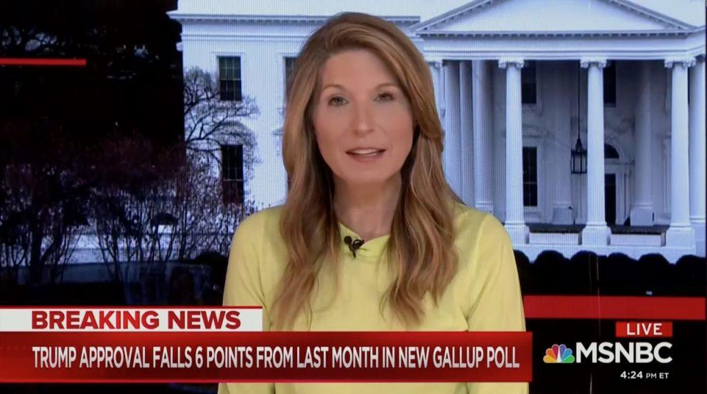 Photo: MSNBC's Nicole Wallace