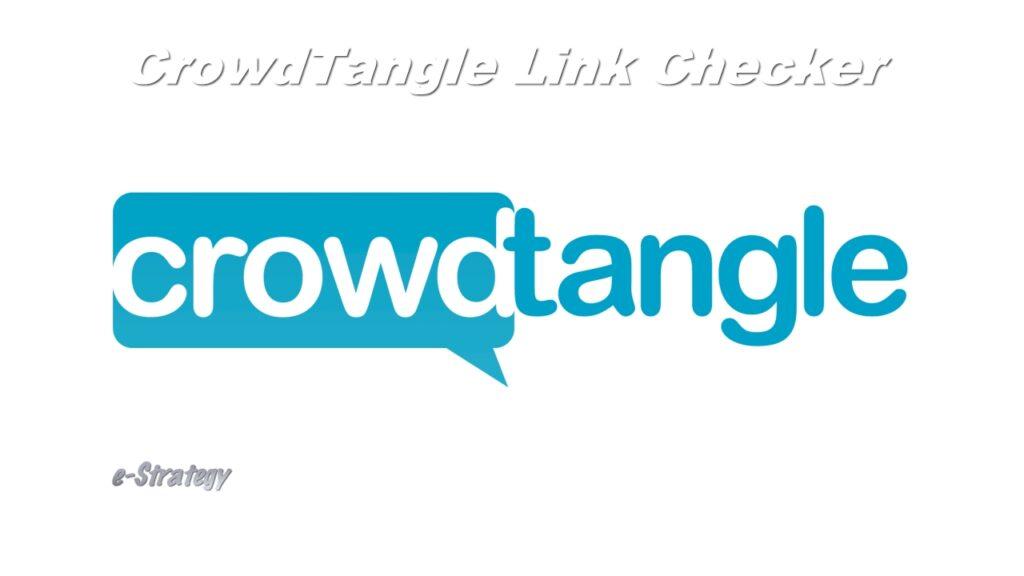 CrowdTangle Link Checker