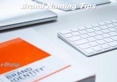 Brand Naming Tips