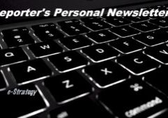Repoprter's Personal Newsletters